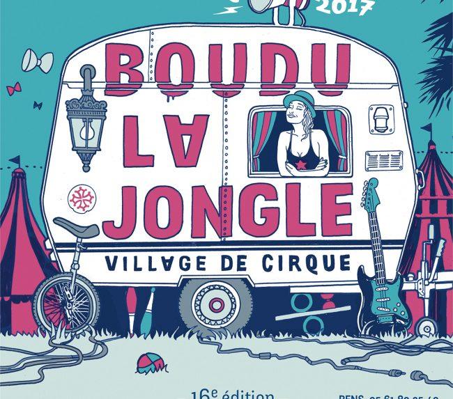 Boudu la Jongle