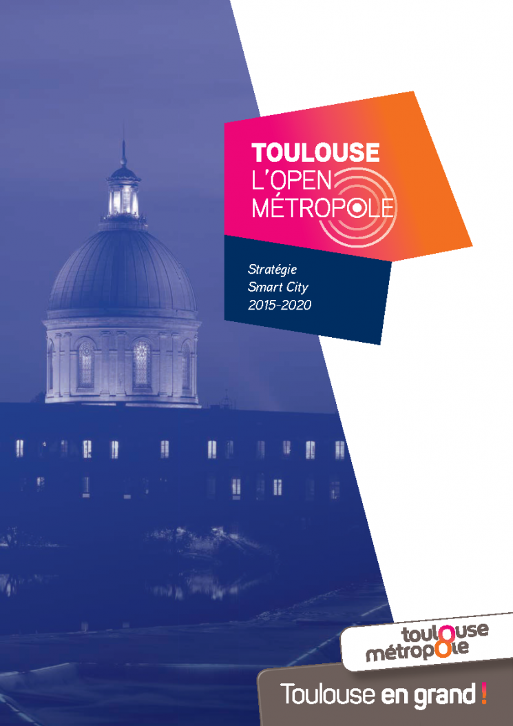 Toulouse Open Métropole / Smart City