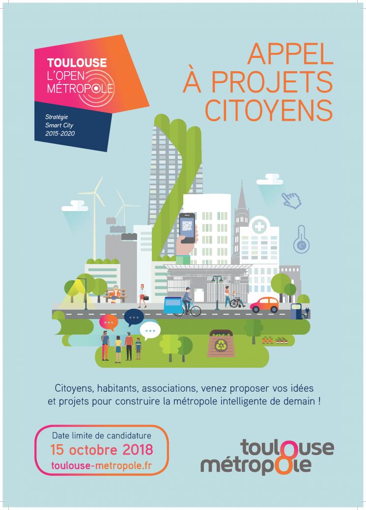Appel à projet Smart City