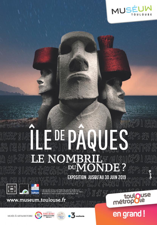 Expo : île de Pâques, le nombril du monde?