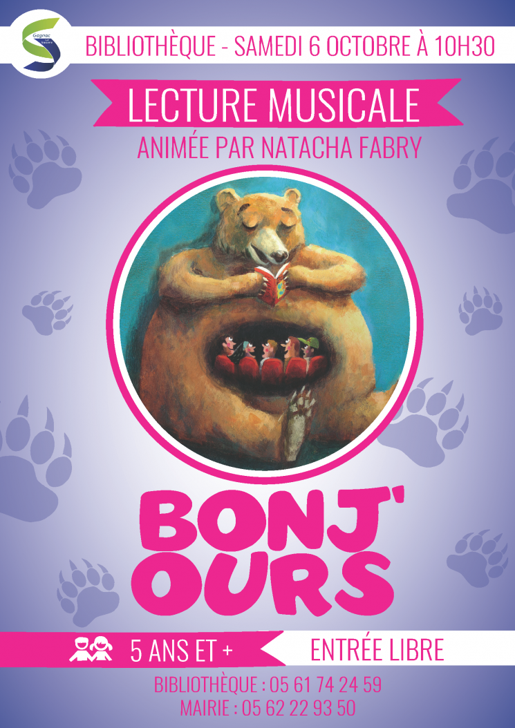 Bonj'ours : lecture musicale