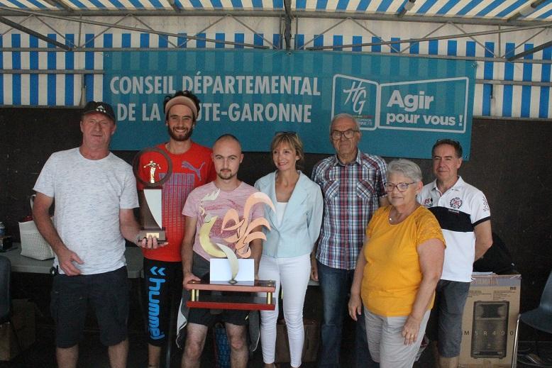 Les 12 heures de Gagnac-sur-Garonne à Pétanque