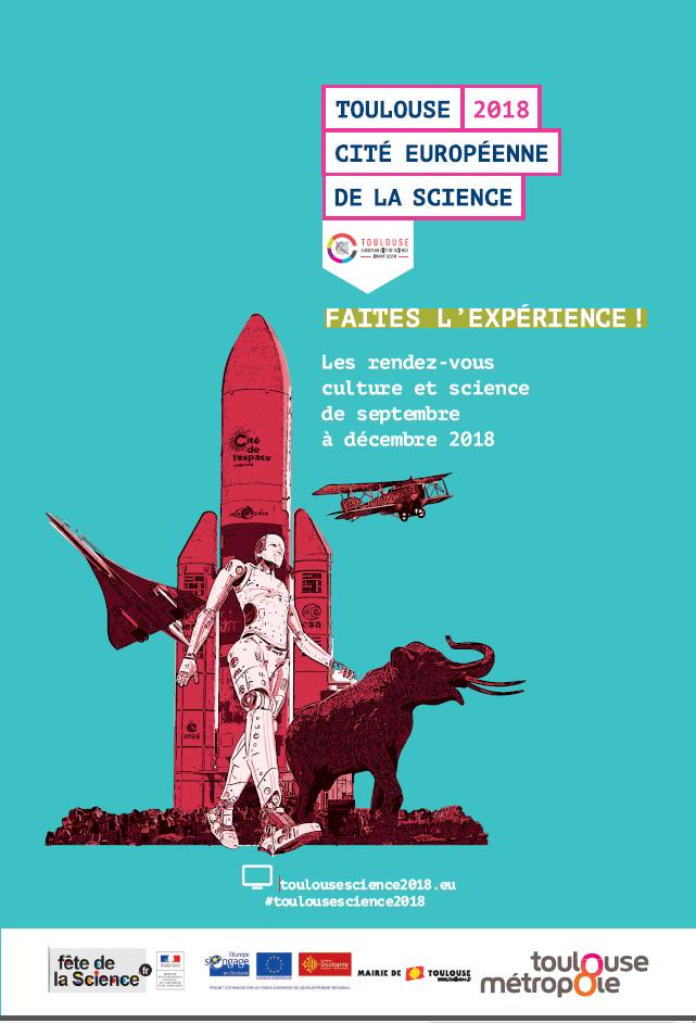 Toulouse, cité européenne de la science : le programme