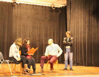 Théâtre-forum du 20/11/2018