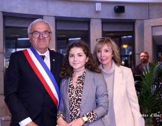 Remise des diplômes et commémoration du 11 Novembre au collège de Fenouillet