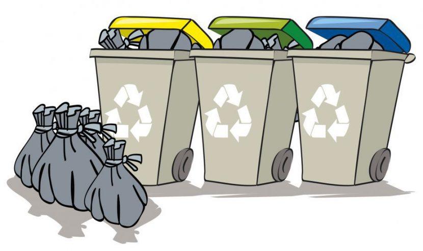 Ramassage et tri des déchets : changements exceptionnels en période de fêtes
