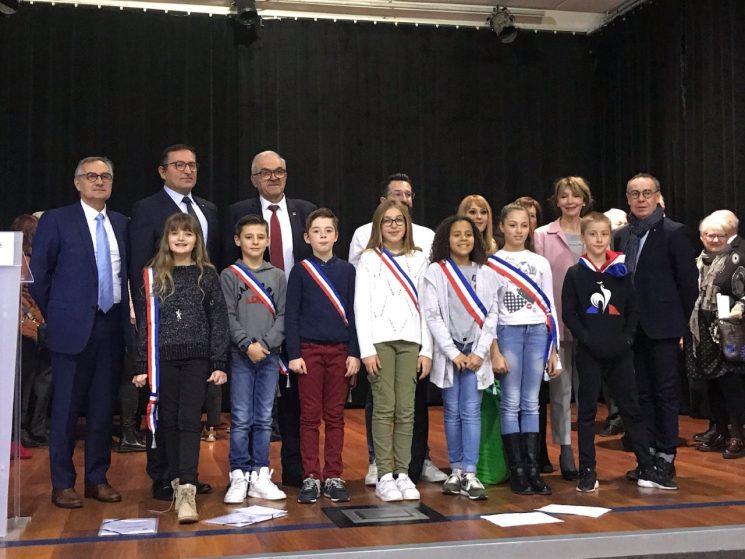 Cérémonie des vœux du Maire : les photos