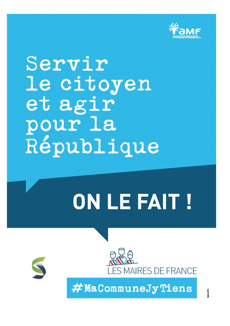 Campagne d'affichage de l'AMF