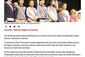 24 01 2018 Bientôt La Fibre Sur Toute La Commune Page 1