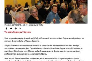 24 03 2018 80 Personnes Au Repas Des Associations