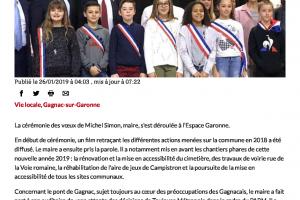 26 01 2019 Des Projets Pour La Commune