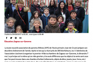 27 03 2017 Les Parents D'éleves Se Mobilisent