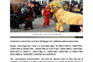 31 03 2018 Le Nouvel An Vietnamien Fêté à Gagnac .. Page 1