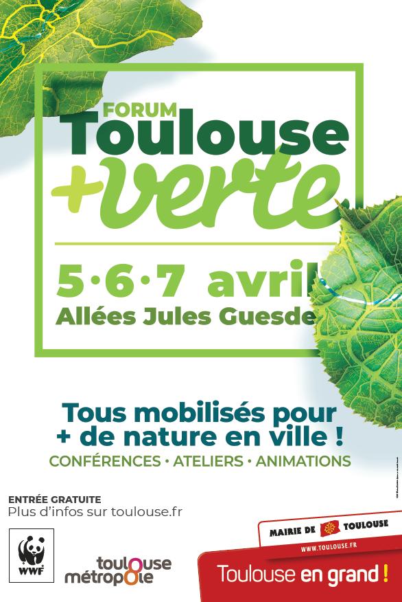 Forum Toulouse + Verte