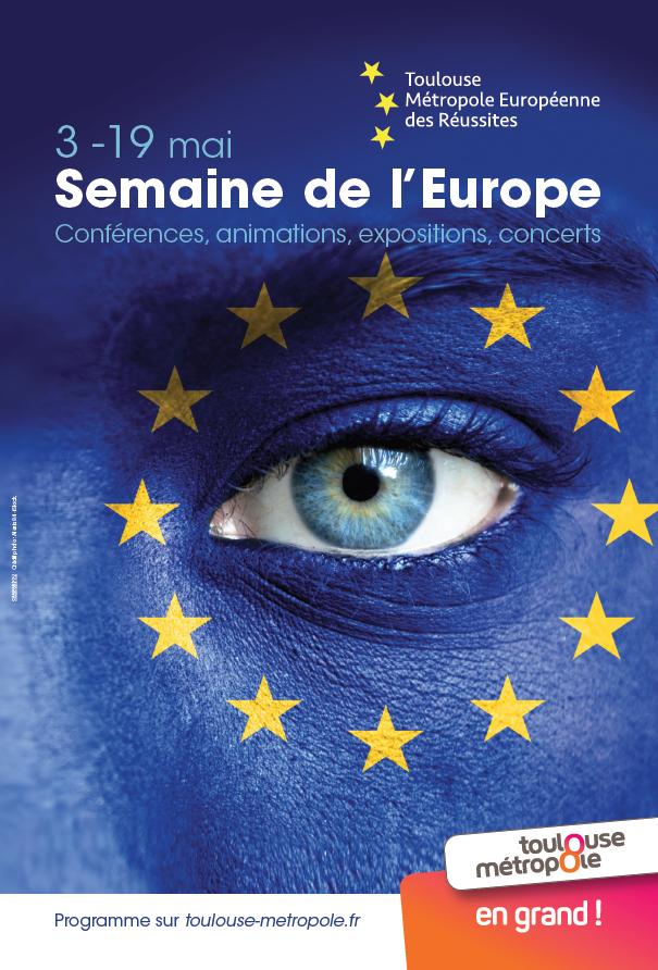 Semaine de l'Europe : 3 au 19 mai 2019