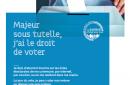 Majeur sous tutelle : vous pouvez voter