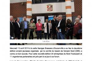 17 04 2019 2e Forum De L'Emploi Page 1