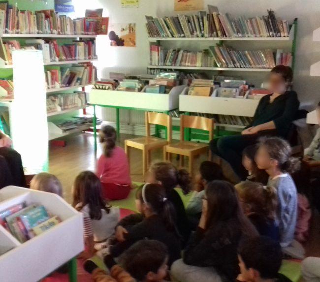 Brigitte Mondini à la bibliothèque : les photos de l'événement