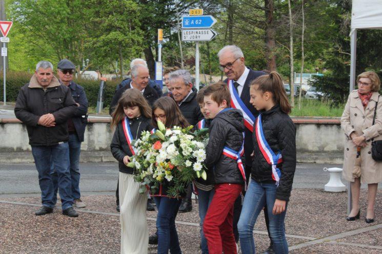Cérémonie du 8 mai : les photos