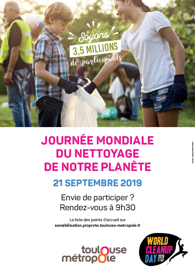 World Clean'up Day