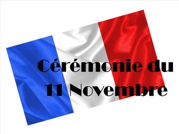 Ceremonie Du 11 Novembre Large