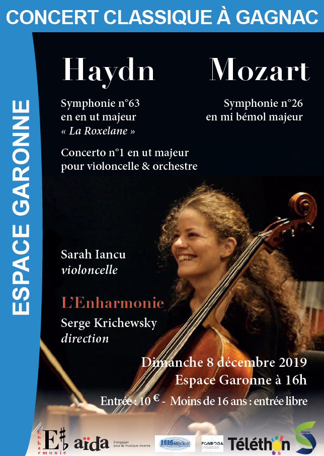 Concert l'Enharmonie