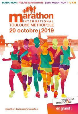 Marathon Toulouse 2019