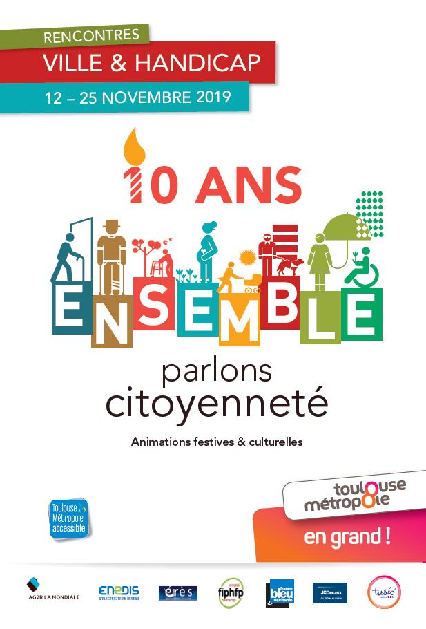 Rencontres Ville et Handicap : 10e édition