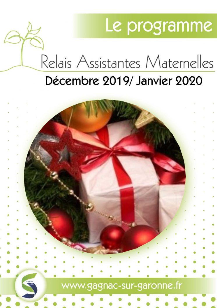 RAM : le programme décembre-janvier