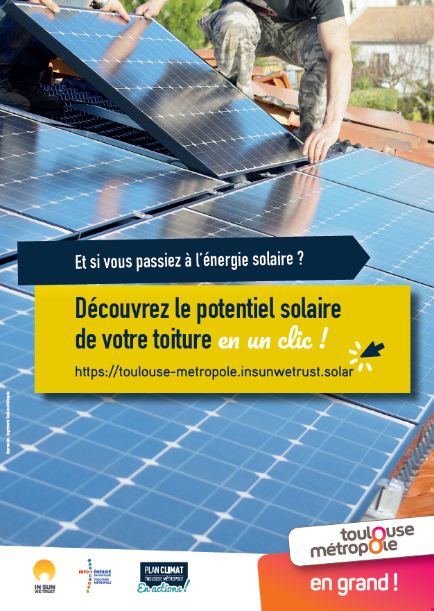 Et si vous passiez à l'énergie solaire?