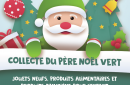 Collecte du Père Noël Vert