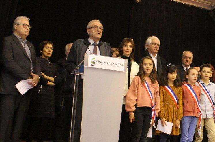 Retour photo sur la cérémonie des vœux du Maire