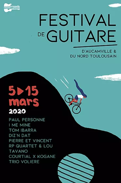 Festival de guitare d'Aucamville et du Nord toulousain
