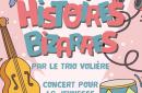 Trio Volière – Histoires bizarres