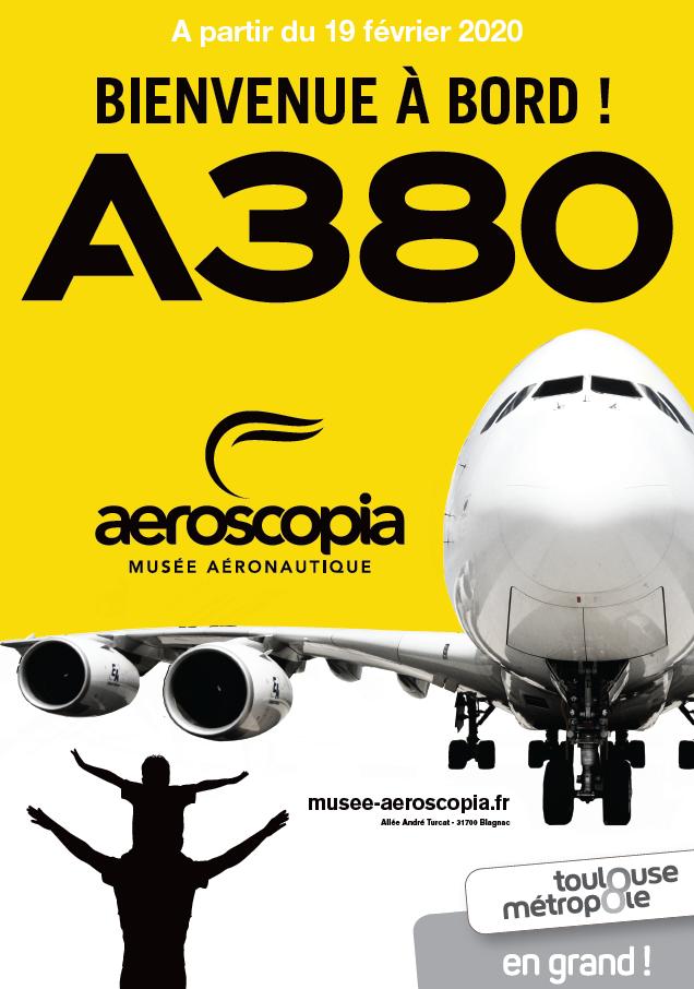 Aeroscopia : bienvenue à bord