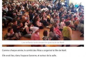 04 12 2019 Fête De Noël, Fête Des Enfants