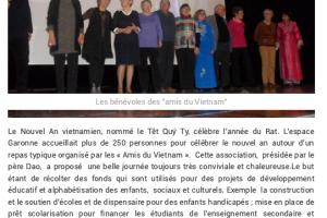 19 02 2020 Nouvel An Vietnamien, Célébration De L'année Du Rat P1