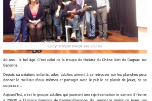 29 01 2020 Comedie Au Programme à Gagnac