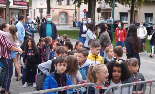 Vidéo rentrée scolaire 2020