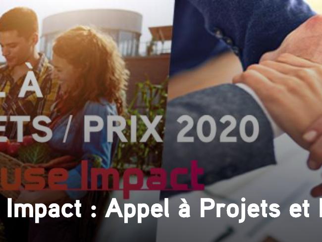 Toulouse Impact : Appel à projet