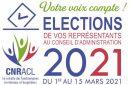 Elections du Conseil d'Administration du CNRACL