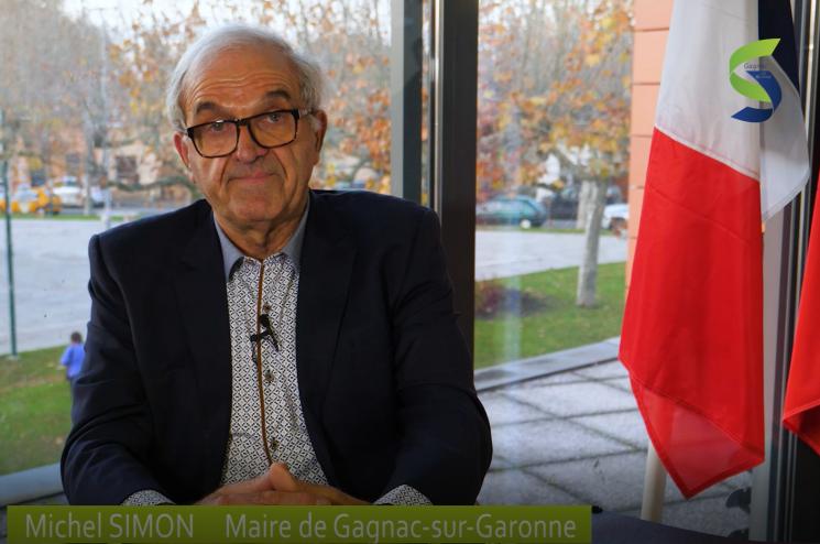 Vidéo des Vœux 2021 de Michel Simon