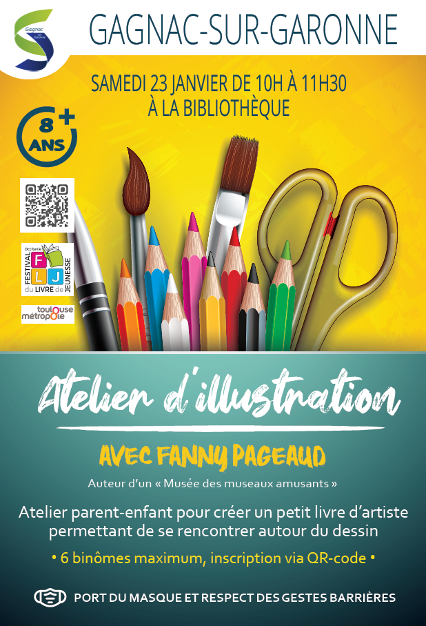 Atelier d'illustration